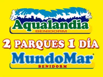MUNDOMAR + AQUALANDIA 1 JOURNÉE